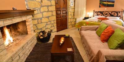 Δωμάτιο Αθηνά